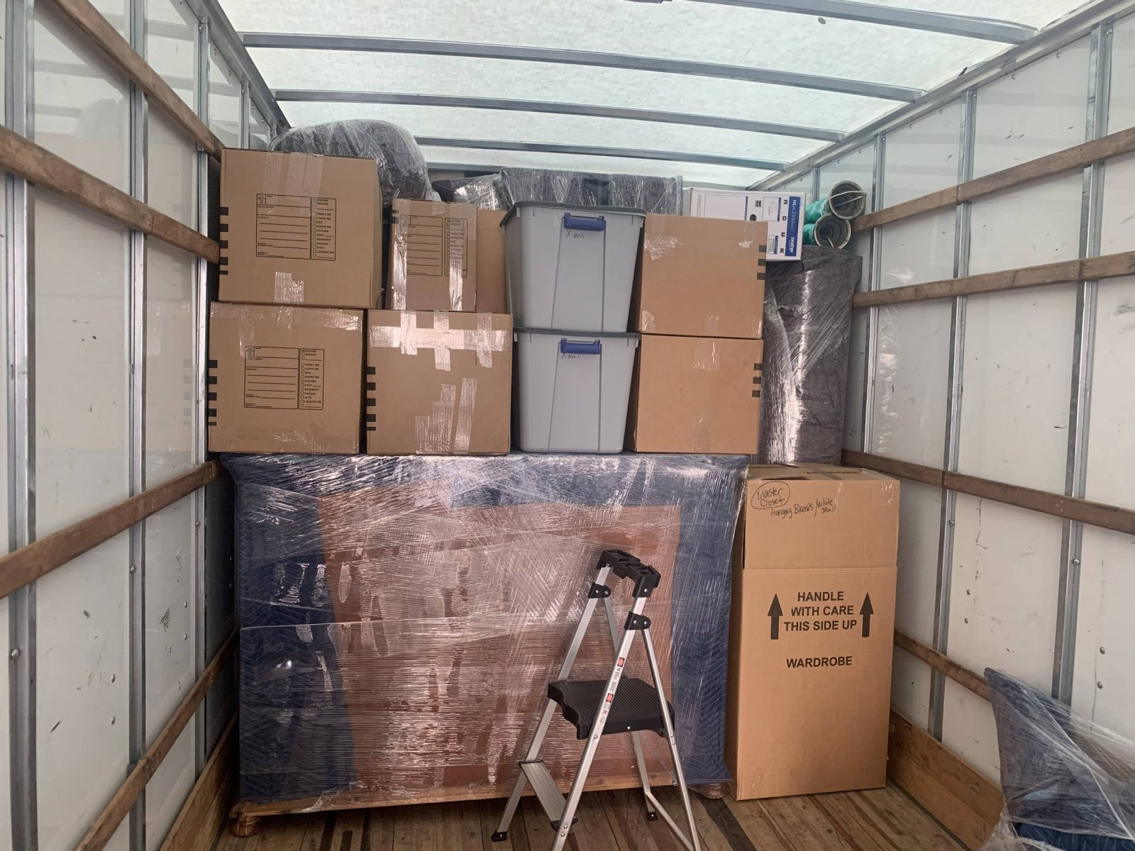 Corporate Movers
