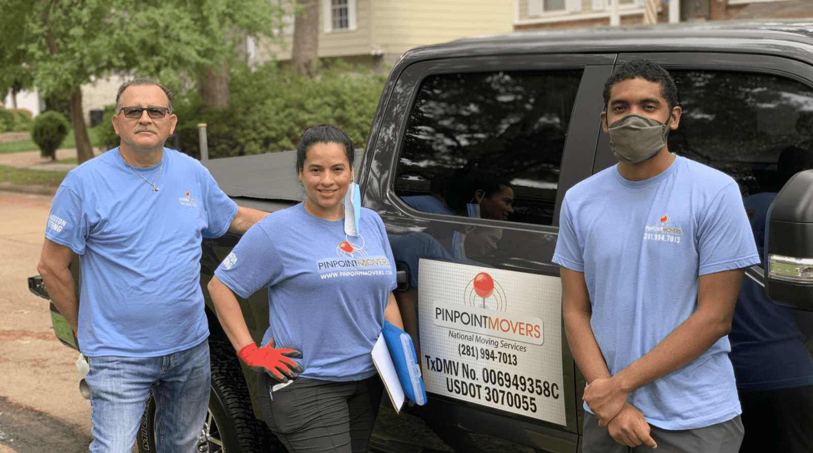 About Pinpoint Movers